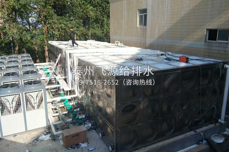 不锈钢(方形)消防水箱