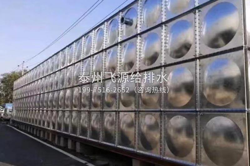 不锈钢水箱如何维护保养