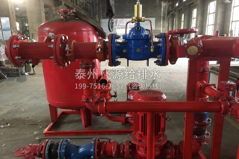 什么是恒压供水设备以及系统组成介绍
